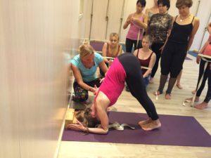 Студия йоги Садхана: занятия